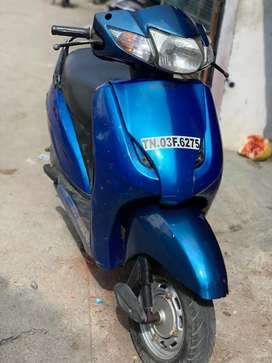 Single owner activa 110