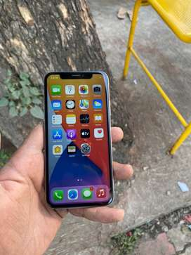 iPhone X 256gb (face off) excellent conditions