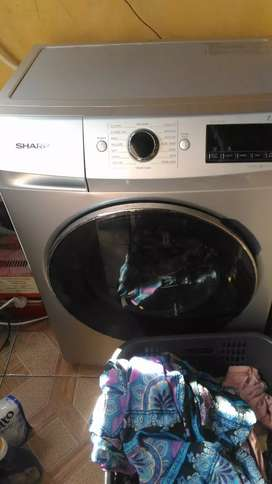 1 set Usaha Laundry