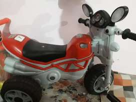 Motor bike for kids without battery