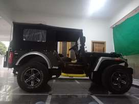 Mahindra Willys 2021 Diesel Good Condition