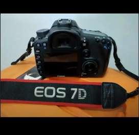 Kamera Canon EOS 7D | NEGO
