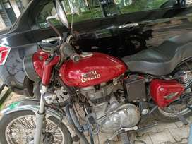Royal Enfield Electra 350 very less and single hand driven first owner