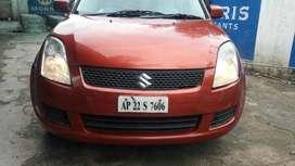 Maruti Suzuki Swift LDi BS-IV, 2009, Diesel