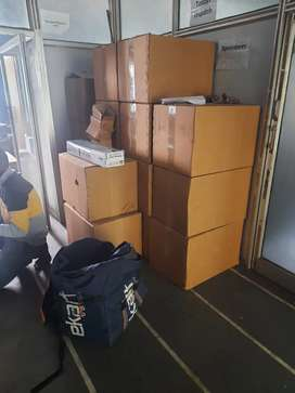 Parcel Delivered Karna Hain