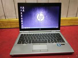 HP 2560 laptop Core i5 2nd Generation 4gb 320gb 12.5inch wifi dvd
