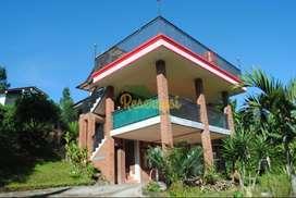 Disewakan Villa Bata Merah Puncak Cisarua Bogor