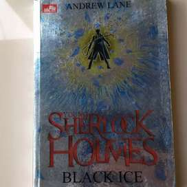 Novel Preloved Terjemahan Sherlock Holmes : Black Ice by Andrew Lane