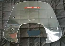 Windshield vespa sprint matic