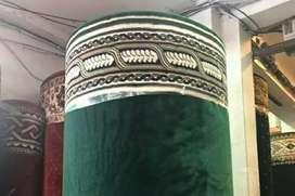 Ada karpet masjid elegan pasang Kulonprogo