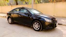 Chevrolet Cruze 2010-2011 LTZ AT, 2010, Diesel