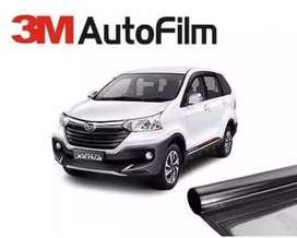 Kaca film 3m autofilm pilihan brand ternama