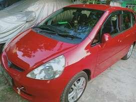 Honda jaz automatic plat depok