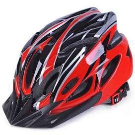 TaffSPORT Helm Sepeda Bicycle Road Bike Helmet EPS Foam PVC Shell - PH