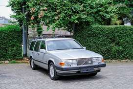 volvo 960 estate station wagon 1992 ex kedutaan