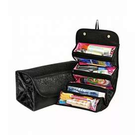 Roll And Go Cosmetic Bag Organizer (Delivery facility available)