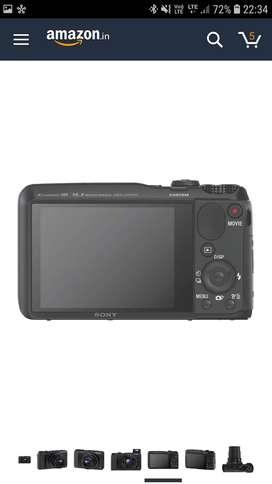 Sony camera hx20v