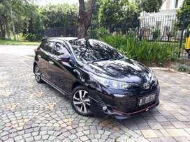 (Tdp 23 jt) Toyota All New Yaris 2018 S TRD 1.5 AT