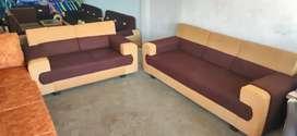 New 03 + 02 sofa set