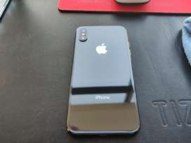 I Phone X Space Grey 64 gb like New condition