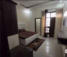 2BHK FULLY FURNISHED FLAT 24.90 LACS, NEAR AIRPORT ROAD, READY TO MOVE