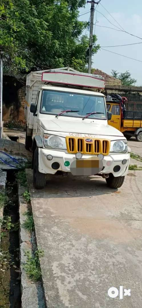 Mahindra bolero pickup good condition