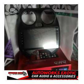 Grosir// head unit android Nissan march