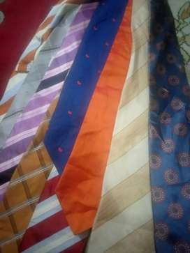 Branded Ties For Sale,Per tie price 100 Rupees only