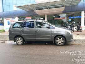 Self driven Innova, well maintained for sale.