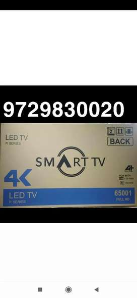"""55""""SMART LED TV WITH ONE YEAR WARRANTY"""