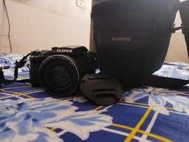 FUJIFILM finepix S3300 with camera bag only 10,000