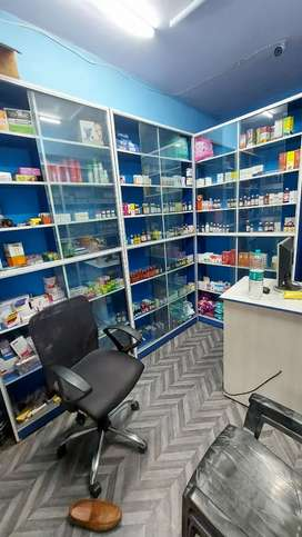 Medical shop for sell