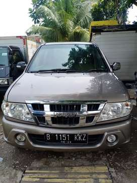 Isuzu panther LS turbo  2012 manual