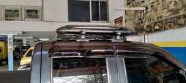 Roof Rack Import Thailand universal 100x120cm BLACK