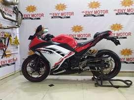 Stock Terbatas ! Kawasaki Ninja 250 cc FI ABS SE Th 2013 pmk 2016