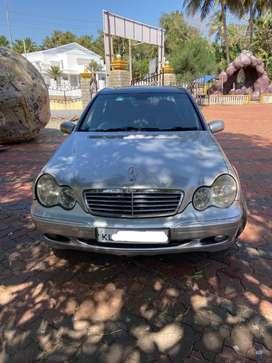 Mercedes-Benz C-Class 200 CDI Elegance, 2002, Diesel