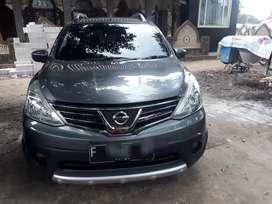 Nissan grand livina 1.5 xgear manual 3 baris