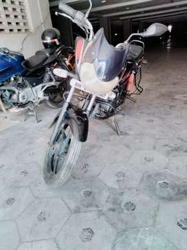 Bajaj discover 100cc condition  insurance expire