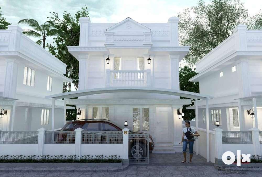 gated community independent villas palakkad