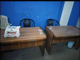 Some educational furniture for sale