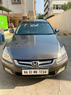 Honda Accord 2.3 VTI L MT, 2007, Petrol