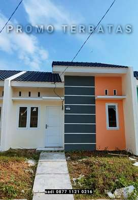 Rumah Subsidi Bogor 4 Jt Sdh Termasuk ( booking DP Biaya surat & akad)
