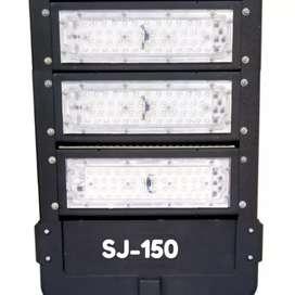 Paket Lampu Jalan PJU LED PROFESSIONAL 150 WATT + TIANG 6METER