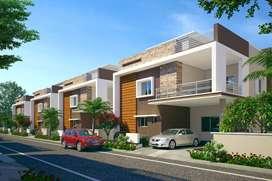 Luxury villas for sale in Shankarpally-Mokila Highway
