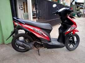 Honda beat 2015 Tangsel manteebb
