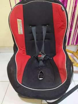 SECOND - Car Seat Coco Latte