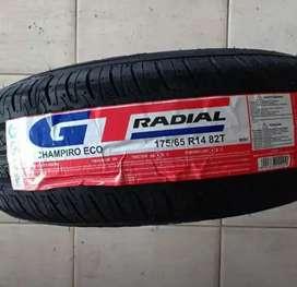 Ban GT Radial murah size 175-65 R14 Champiro Eco Agya Ayla Calya Sigra
