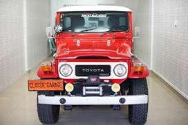 Hardtop 80 Diesel