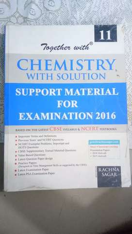 Together With Chemistry With Solution- Class 11- RACHNA SAGAR- 50% OFF