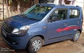Maruti Suzuki Wagon R CNG LXI, OCT-2012, CNG & Hybrids